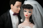 Wedding Barbie and Ken, 1959 Reproduction