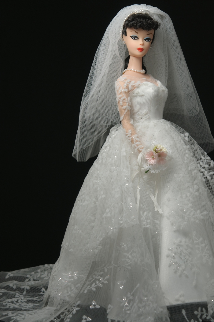 Wedding Day Barbie 1959