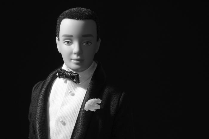 Ken in Tuxedo